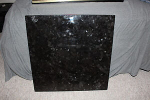 Granite Side Table Tops now $75