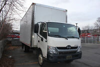 Hino 195 Cube Camion 2013 22 Pieds Financement Disponible
