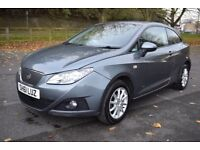 SEAT Ibiza 1.2 TDI ECOMOTIVE SE SC 75PS (grey) 2012