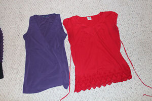 maternity clothes size small and medium