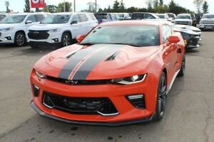 2018 Chevrolet Camaro 2SS Coupe- A/T- S/R- Nav- Mag Ride- Hot Wh