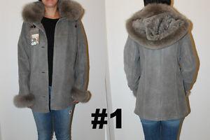 Authentic Sheepsking Leather Coats from Poland Oakville / Halton Region Toronto (GTA) image 1