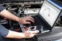 VEHICLE COMPUTER & SENSOR DIAGNOSTICS