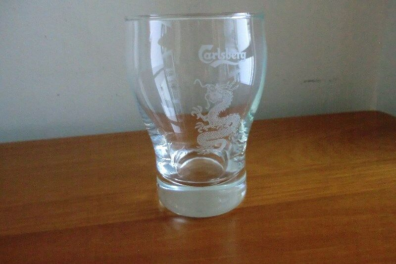 Limited Edition Carlsberg Glass
