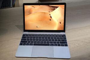 PRIX RÉDUIT Macbook 12 pouces 512 Go de SSD, Retina, 8 G RAM