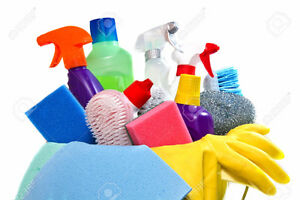 Office and housecleaning jobs