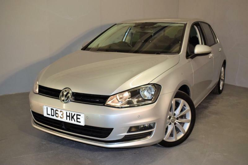 2013 VOLKSWAGEN GOLF GT TDI BLUEMOTION TECHNOLOGY HATCHBACK DIESEL