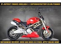 2013 13 DUCATI MONSTER 696CC M696 20TH ANNIVERSARY