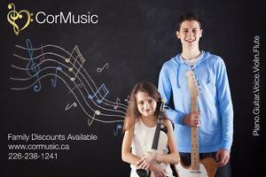 Worry Free Music Lessons from a Qualified Professional Teacher! London Ontario image 1