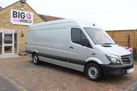 2014 MERCEDES SPRINTER 313 CDI LWB HIGH ROOF VAN LWB DIESEL