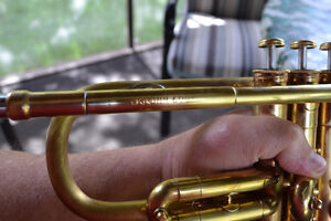 Rare trumpet with provenance! Kawartha Lakes Peterborough Area image 5