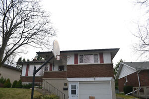 VERY ATTRACTIVE LOWER UNIT OF A LEGAL DUPLEX!