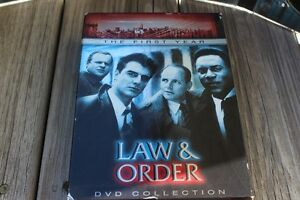 LAW AND ORDER    THE FIRST YEAR