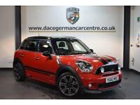 2012 62 MINI COUNTRYMAN 1.6 JOHN COOPER WORKS 5DR CHILI PACK 215 BHP