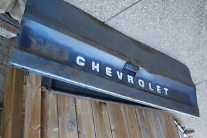 Classic Chevy Tailgate**MANCAVE ITEMS** Only $125 Each.