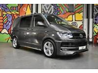 VW T6 T32 SWB 2.0TDI 204PS DSG HIGHLINE KOMBI SPORTLINE PACK ABT FRONT
