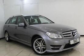 2012 62 MERCEDES-BENZ C CLASS 2.1 C220 CDI BLUEEFFICIENCY AMG SPORT 5DR AUTOMATI