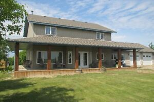 TAKE A LOOK! Acreage living at its finest!