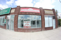 PRIME COMMERCIAL SPACE ON HENDERSON HWY FOR LEASE