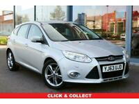 2013 Ford Focus 1.6 TITANIUM X TDCI 5d 113 BHP Hatchback Diesel Manual