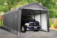Abri d'auto Shelter Logic