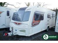 Bailey Unicorn 2 Madrid, 2014, 4 Berth, Touring Caravan
