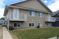 Camrose – two bedroom for rent in newer fourplex