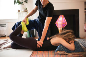 $50 for 1 hour Thai Massage or Tok Sen session!
