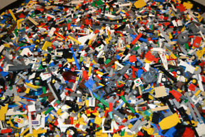 Lego 100% genuine cleaned Bulk lot by the pound