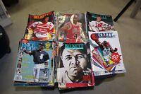 Assorted Sports Cards Guides(37 in total) 1994-1996