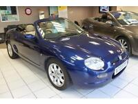 A Classic In The Making A Superb MG MGF 1.8i In The Best Colour Beautiful Blue