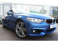 2016 16 BMW 4 SERIES 3.0 435D XDRIVE M SPORT GRAN COUPE 4D AUTO 309 BHP DIESEL