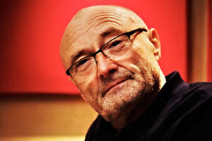PHIL COLLINS ROUGES/REDS 116 RANGEE/ROW 'G' PHIL COLLINS