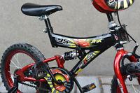"""Vélo pour enfant Disney Flash McQueen 14"""""""