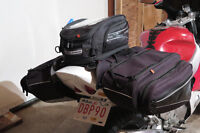 Nelson-Rigg Saddlebags & Tank Bag