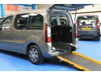 Citroen Berlingo Airdream Automatic Wheelchair adapted vehic with hand controls