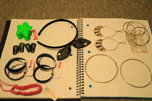 Jewelry and hair accessories