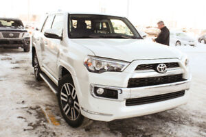 2016 Toyota 4Runner LIMITED - Pearl white - Warranty Included!!