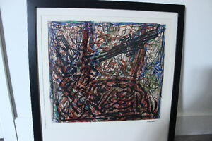 Jean-Paul Riopelle - Lithographie