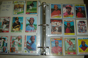 Various baseball card collections Cambridge Kitchener Area image 1