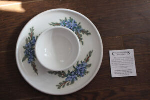 Clayworks Pottery- Dip platter