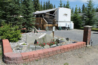 RV Lot and Destination Trailer - Coyote Creek Golf and RV Resort