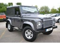 2014 Land Rover Defender XS Hard Top TDCi [2.2] 3 door Commercial