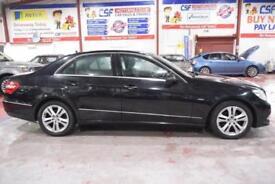2012 12 MERCEDES-BENZ E CLASS 2.1 E220 CDI BLUEEFFICIENCY EXECUTIVE SE 4D AUTO 1