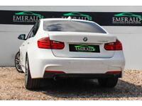 2014 64 BMW 3 SERIES 2.0 320D M SPORT 4D 181 BHP DIESEL