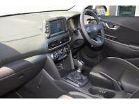 Hyundai Kona 1.0 T-GDi (120ps) SE 2WD Petrol white Manual