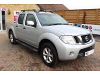 2014 NISSAN NAVARA DCI 190 TEKNA 4X4 DOUBLE CAB PICK UP DIESEL