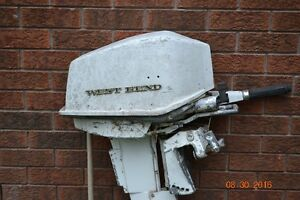 1962 West Bend Outboard