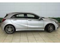 2018 Mercedes-Benz A Class A180d AMG Line 5dr Hatchback Manual Hatchback Diesel