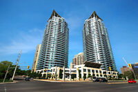 2 bedroom for lease in City Centre Condos at Square One
